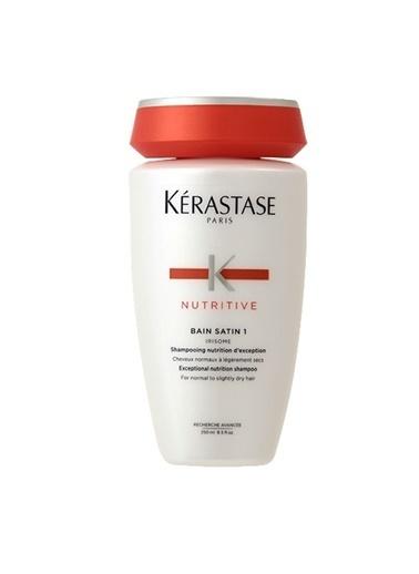 Kerastase Nutritive İrisome Bain Satin 1 Nemlendirici Şampuan 250 Ml Renksiz